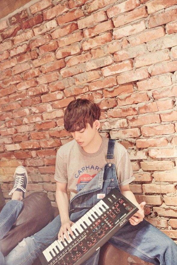 DAY6 Jun Hyuk