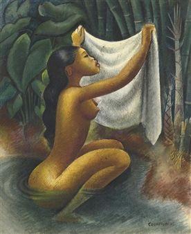 Miguel Covarrubias , 1934