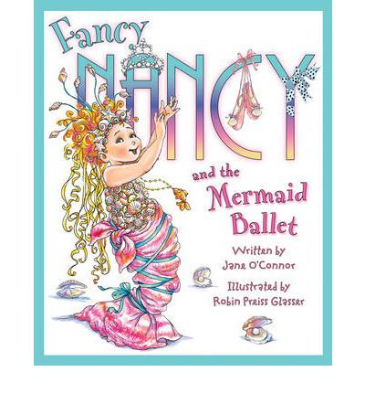 Fancy Nancy is back again, this time with a dancing theme for all of those tiny tutu-wearing fans!