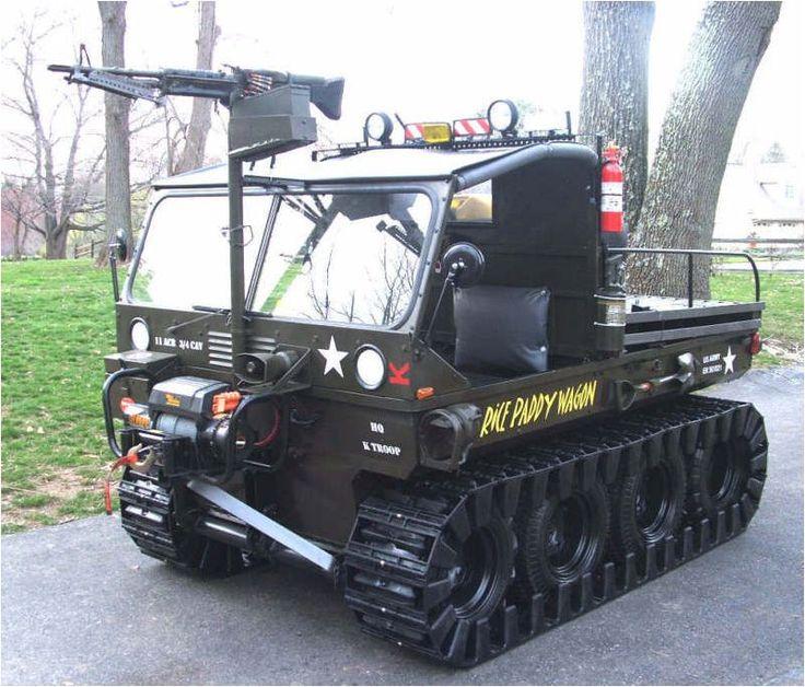 The Fab Forums amphibious atv | VIETNAM ERA TRACKED AMPHIBIOUS VEHICLE KID 8X8 - 8 WHEEL DRIVE! WITH ...
