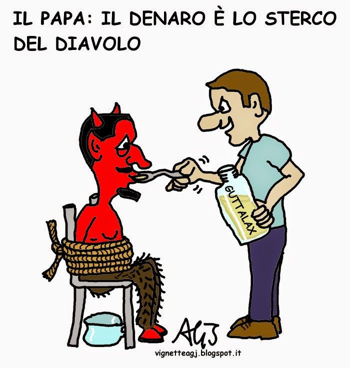 Lo sterco del diavolo