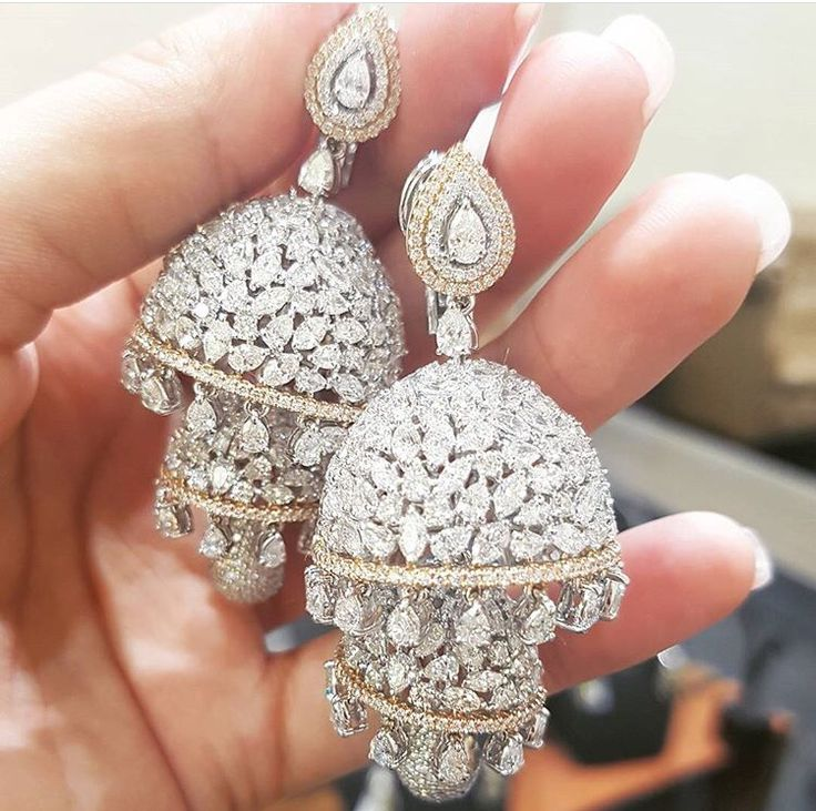 The 25 best Indian earrings ideas on Pinterest