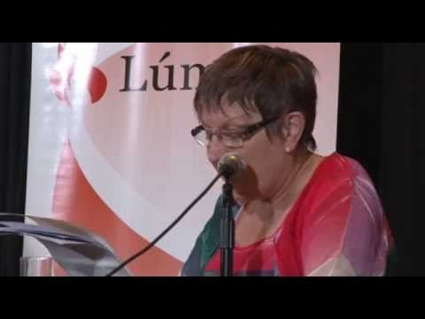 María Teresa Andruetto (Fundación Lúminis + Fundación El Libro + Banco Galicia) - YouTube