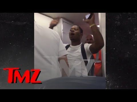 Actor loses it on Delta flight, goes on rampage against attendants (videos)