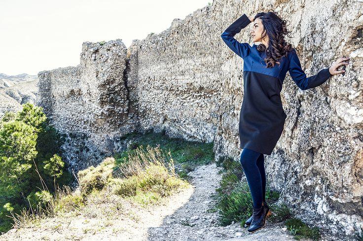lookbook invierno 2016 - RAY MUSGO Zapatos ecologicos de mujer #wall #muro #girl #woman #mujer #zapatos #botas #madeinspain #comodo #comfort