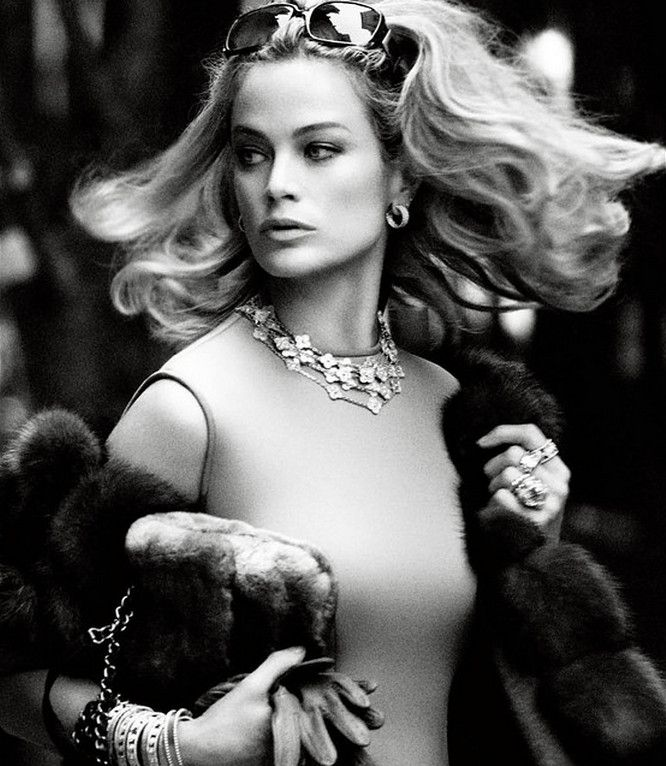 Carolyn Murphy in Who's That Lady? for WSJ... - Chic as F*ck.