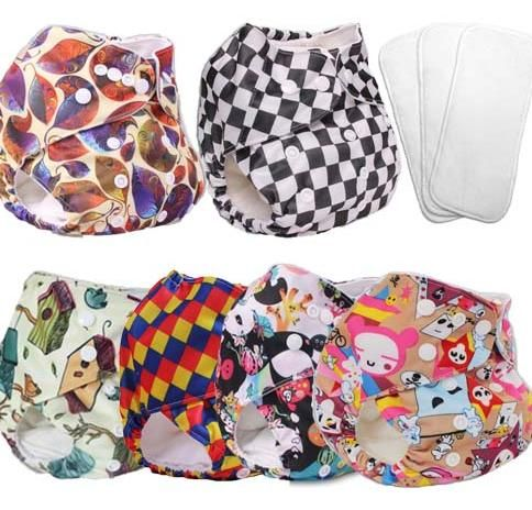 large cloth diapers