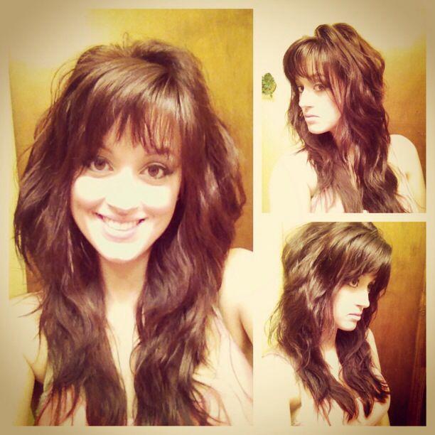 New Style Cutting Hair : Hair Ideas, Hair 3, Hair Hair, Fluffy Layered, Hair Style, Hair Cut ...