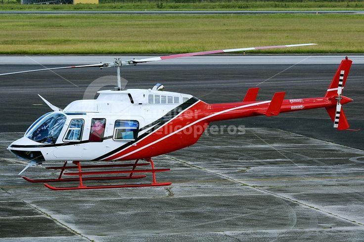 2010 Bell 206L-4 Long Ranger for sale in Brazil => www.AirplaneMart.com/aircraft-for-sale/Helicopter/2010-Bell-206L-4-Long-Ranger/14216/