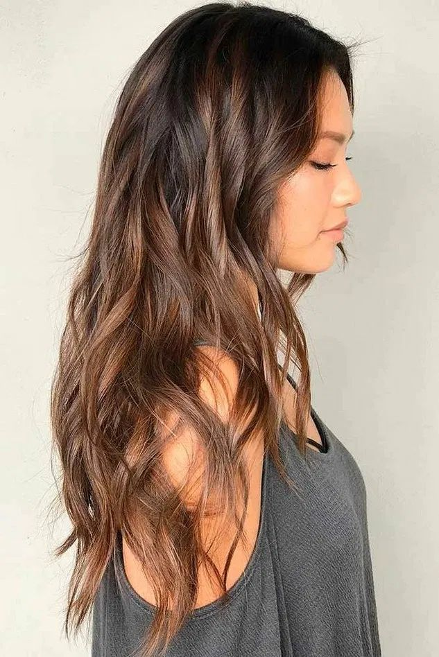 152 stunning shades of brunette hair that you will love - page 1 | fashion trends