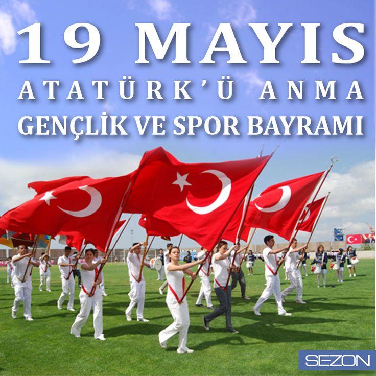 Ne kadar iyi yemek yersen o kadar genç kalırsın, gençlerin ve genç kalanların 19 Mayıs Atatürk'ü Anma, Gençlik ve Spor Bayramı kutlu olsun.