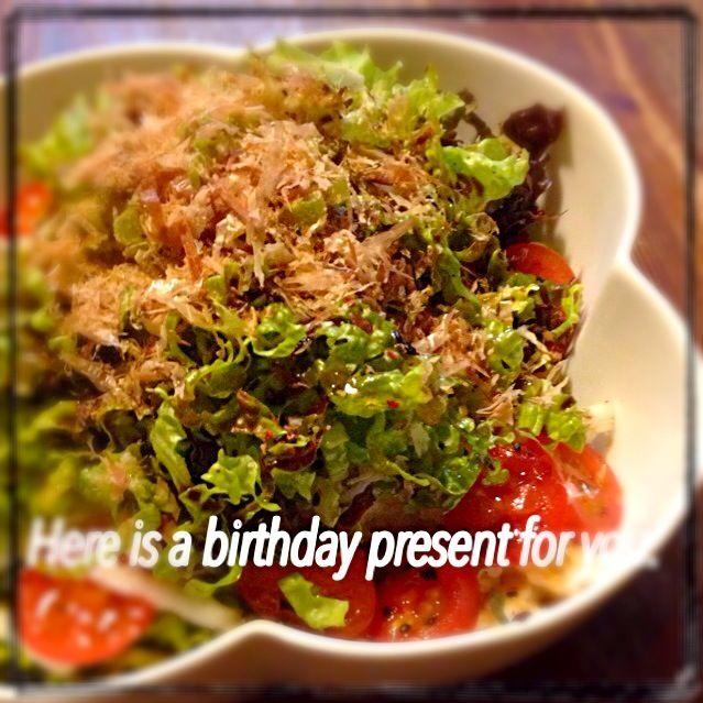 甘みたっぷりでいくらでも食べれるなぁ 〜♥ダイエットにもいいかもღ❤ღ•̥̑ .̮ •̥̑) - 77件のもぐもぐ - たっぷり白菜サラダ by r015180