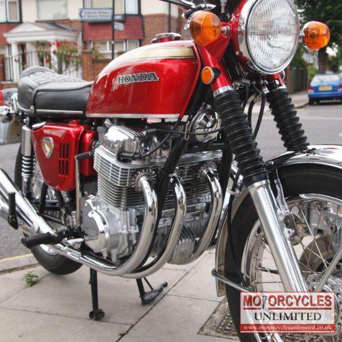 1970 Honda CB750 K0 Diecast Classic Honda for Sale | Motorcycles Unlimited