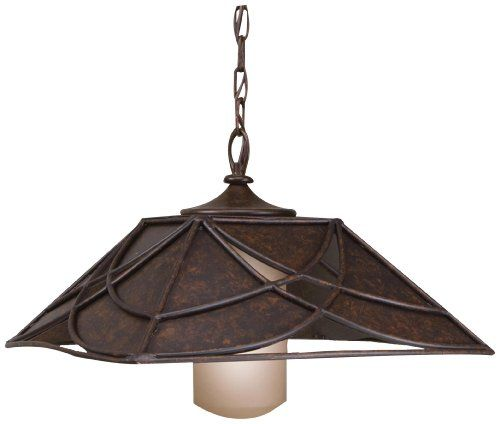 Outdoor lighting wet rated 95 pinterest kichler lighting 15499tzt cathedral pendant 12 volt specialty light textured tannery bronze with dark mozeypictures Gallery