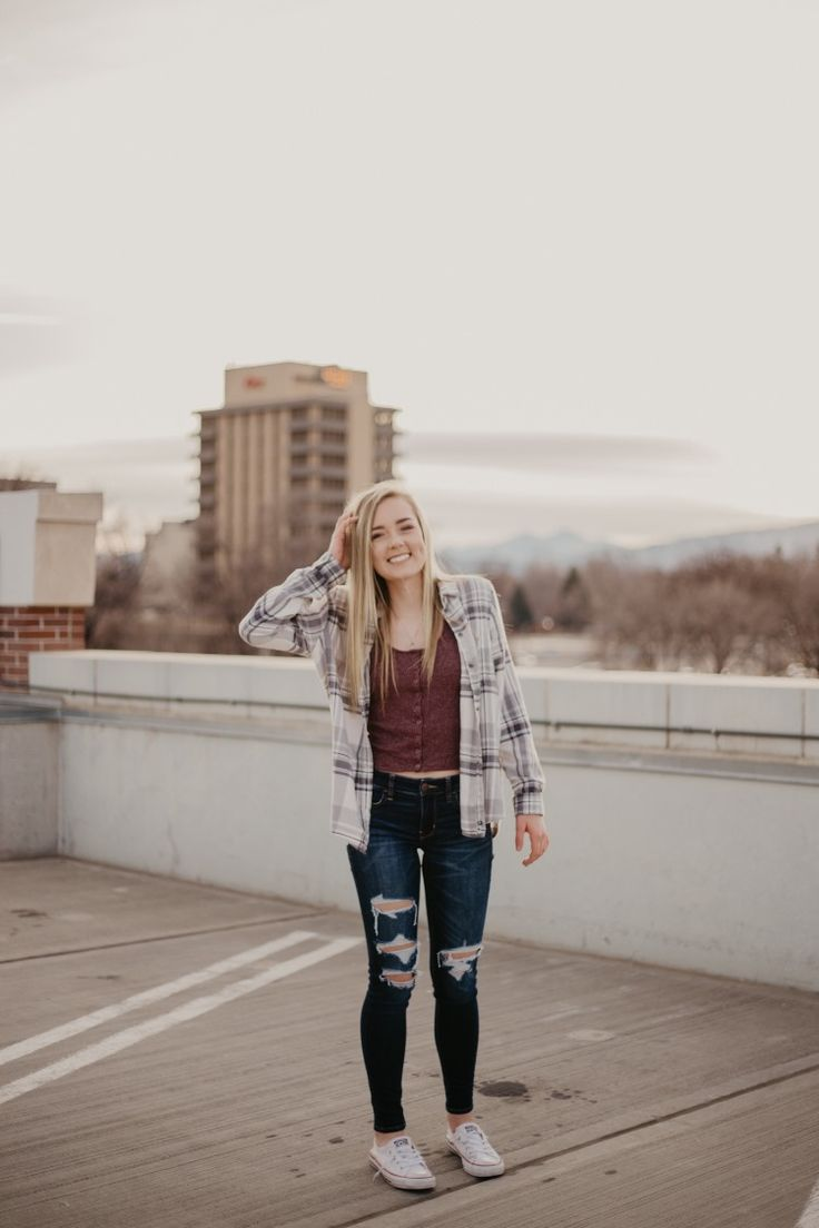 Urban CO senior session | Scarlett Photography