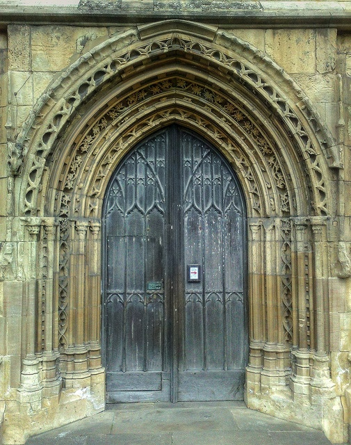 South Porch St. Mary's Church, Beverley, East Riding of Yorkshire