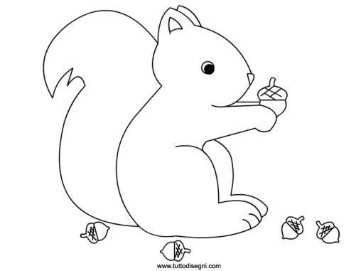 scoiattolo-con-ghiande