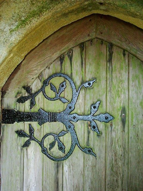 Irish Cottage Door!
