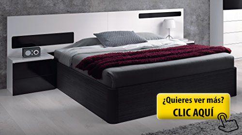 Habitdesign 0T6082BO - Cabezal cama matrimonio y... #cama