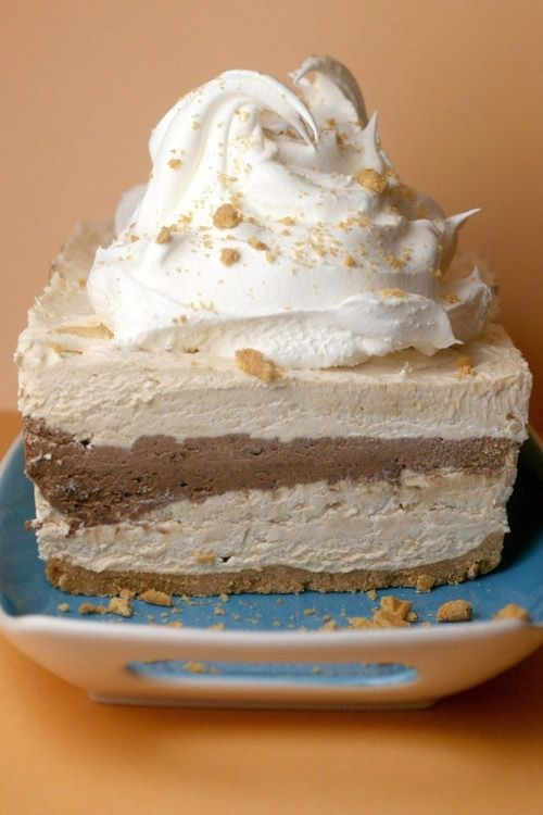 Peanut butter Cool Whip cake