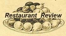 Restaurant Review Assignment. would love for my students to do this....