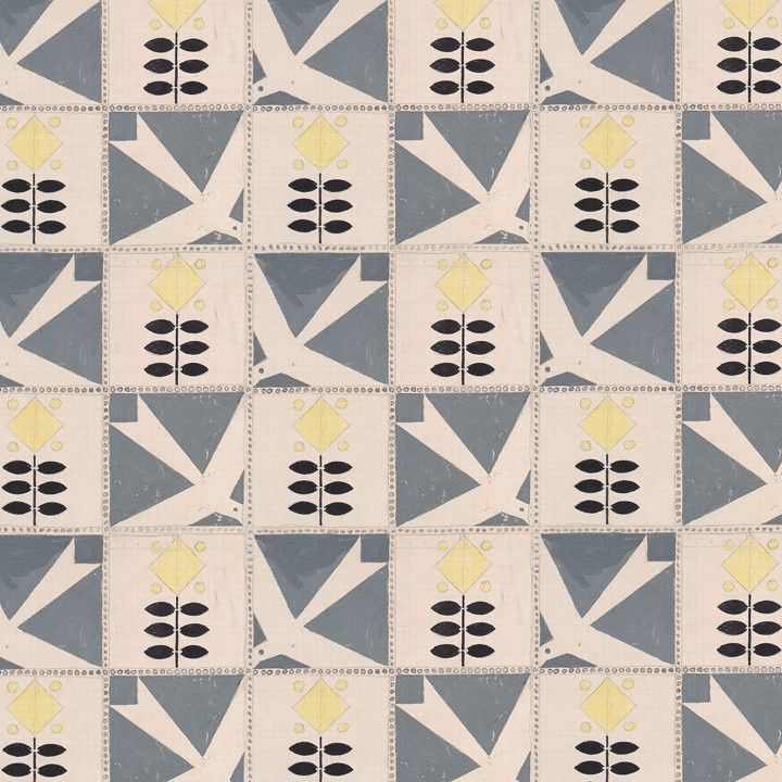 Wrapping paper design by Koloman Moser, 1905 | Leopold Museum, Vienna