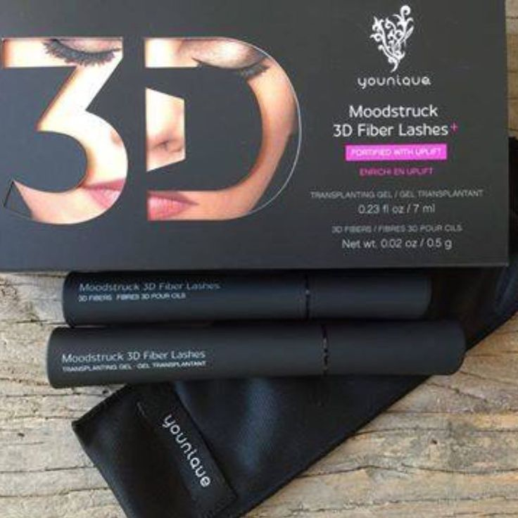 Have you heard? Younique just released its newest 3-D fiber lash mascara. It's called 3-D fiber lash mascara PLUS! ❤️ ❤️ fibers are now enhanced with our uplift serum. The serum conditions your eyelashes and makes for better application. ❤️ https://www.youniqueproducts.com/HEWalden/party/3184652/view