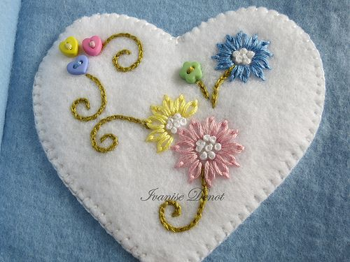 Embroidery - Felt