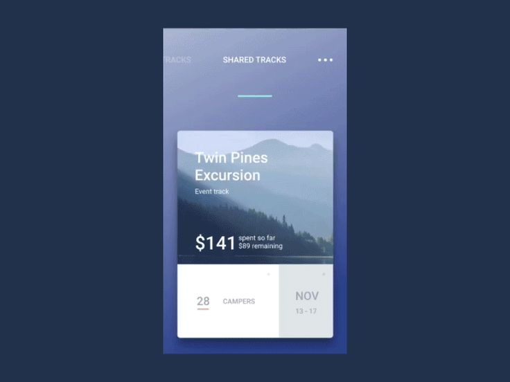 Mobile Interactions of the week #3 — Medium