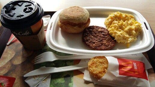 Let's having breakfast !