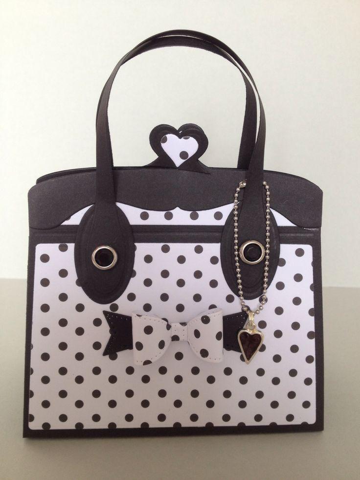 Dotty Kensington Bag