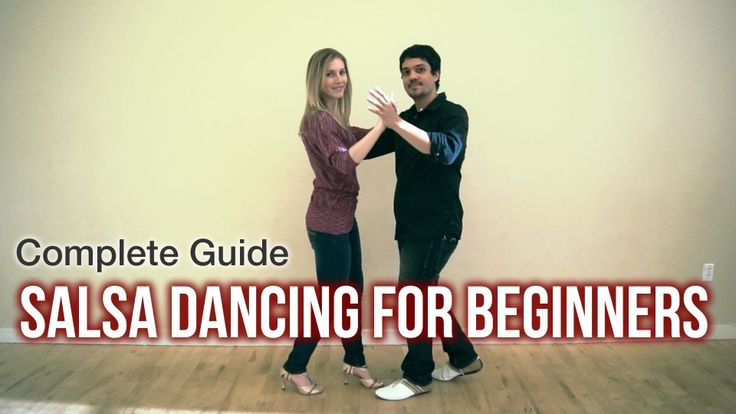 Complete Guide to Salsa Dancing for Beginners. doing this every night til i get it right :)
