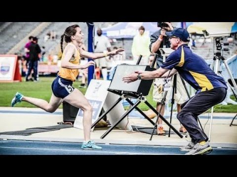 Tom Rinaldi tells the remarkable story of Kayla Montgomery -- who, despite being diagnosed with multiple sclerosis, has become one of the best young distance...