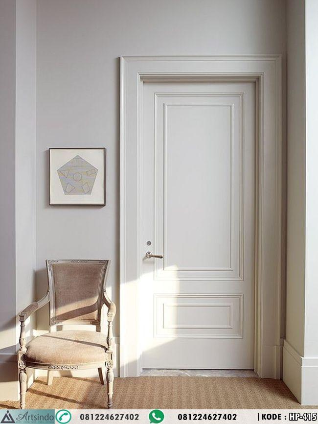 Model Pintu Kamar Architrave Pintu Kamar Desain Klasik Minimalis Berbahan Kayu Solid Harga Murah Bergaransi Ide Dekorasi Rumah Interior Desain Interior