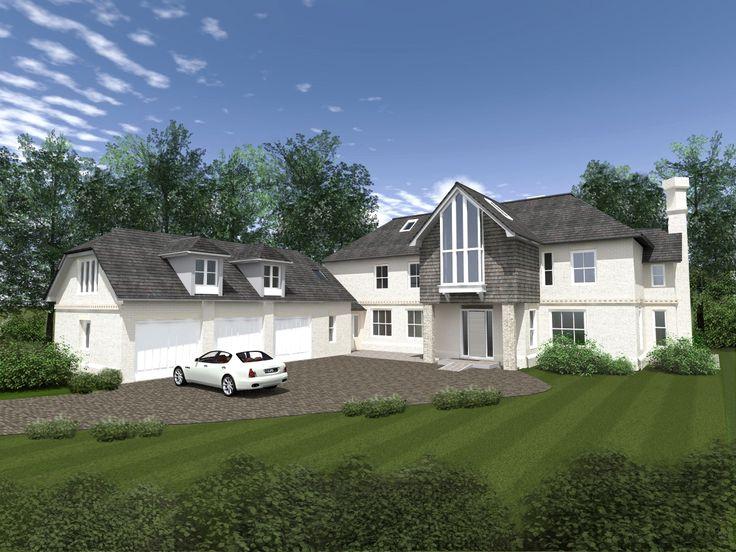 House refurbishment in Surrey for Crane & Associates