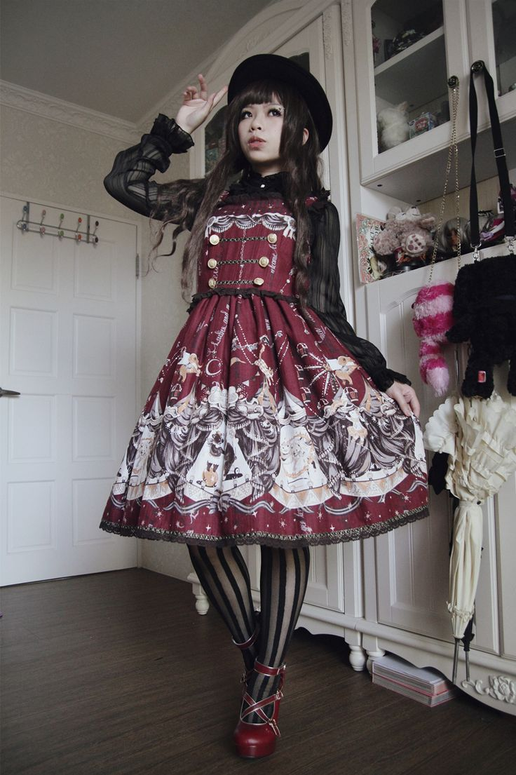 24 best Circus Lolita images on Pinterest