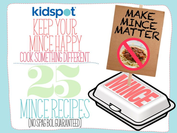 25 tasty ways to use up mince from your freezer (no spag bol guaranteed!) - Kidspot