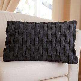 Dunhelm Mill Lattice Cushion £14.99