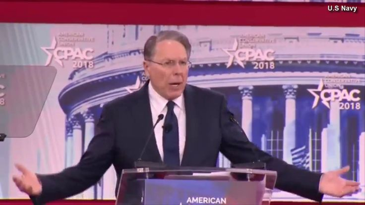 NRA's LaPierre warns conservatives of 'socialist state'
