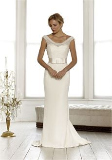 Wedding Dresses by Sassi Holford - Charlotte Sequin top