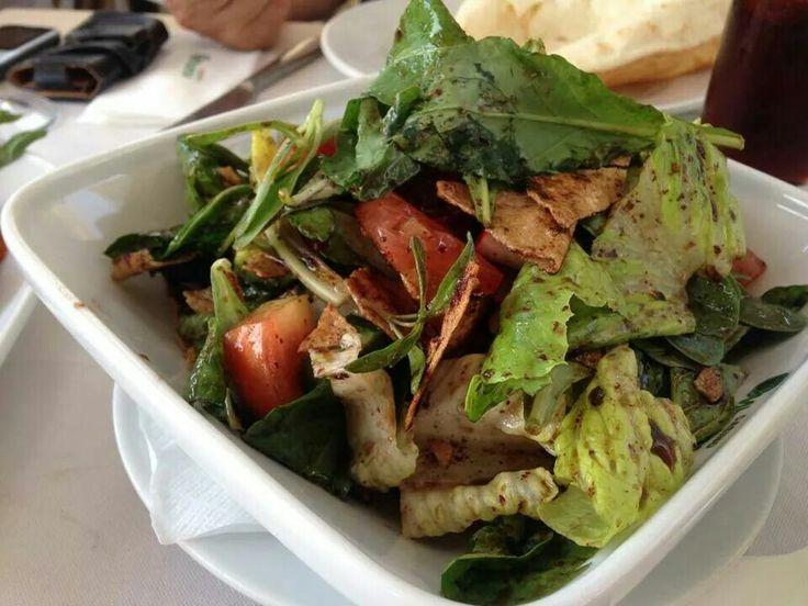 Na'ama's Fattoush Recipe — Dishmaps