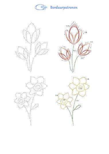 voorjaar (lots of other free patterns too!)