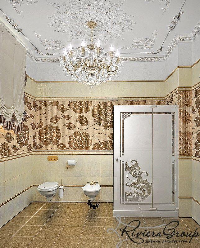«Элизиум орфея» - дизайн коттеджа в стиле барокко