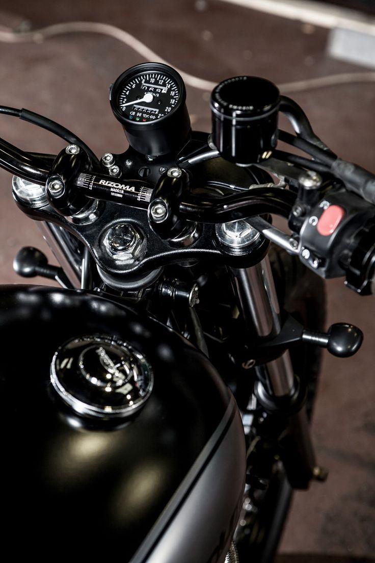 Macco Motors » Triumph Bonneville SE