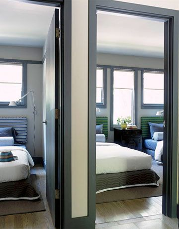 dark trim on pinterest grey trim black trim interior and dark wood. Black Bedroom Furniture Sets. Home Design Ideas