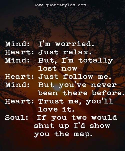 Just relax-Inspirational Quotes
