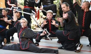 Groupon - $ 25 for Six Kung Fu Classes at School of Shaolin Kung Fu ($50 Value) in Coon Rapids. Groupon deal price: $25