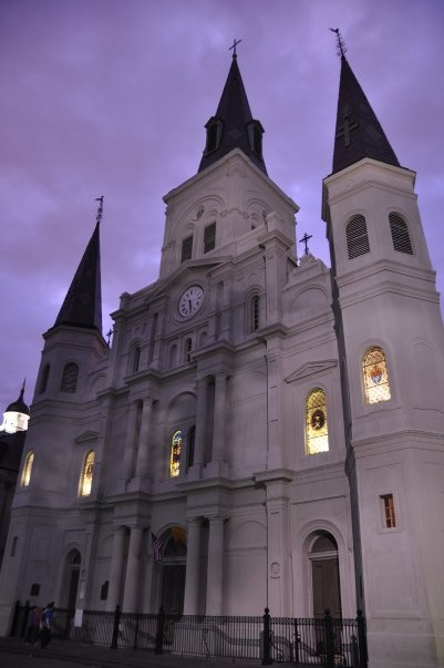 Cathedral Basilica of Saint Louis, New Orleans