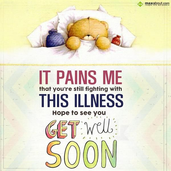 Hope To See You Soon Quotes: 8 Best Get Well Soon! Images On Pinterest