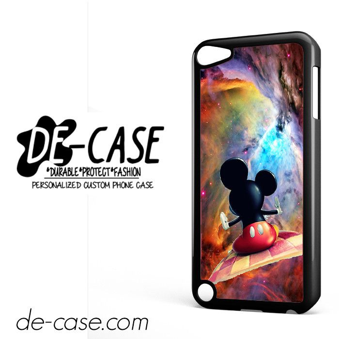 Mickey Mouse Flying With Carpet DEAL-7204 Apple Phonecase Cover For Ipod Touch 5